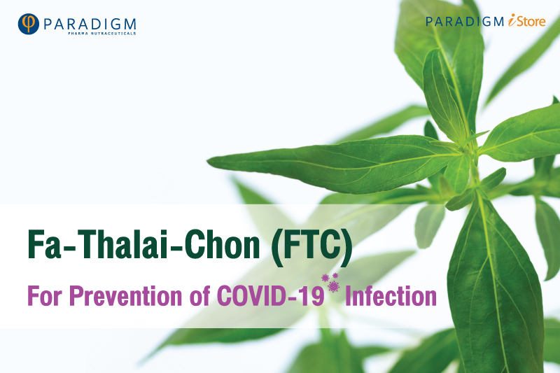 Fa-Thalai-Chon (FTC) For Prevention of COVID-19 Infection